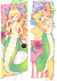 Dropkick on My Devil Jashin-chan Anime Dakimakura Pillow Cover Mgf-18069-2