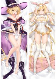 Granblue Fantasy Jeter Anime Dakimakura Pillow Cover Mgf-18128-1