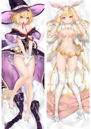 Granblue Fantasy Jeter Anime Dakimakura Pillow Cover Mgf-18128-2