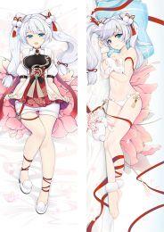 Hougai gakuenn Hougai  3rd Kiana Kaslana Anime Dakimakura Pillow Cover 20026-1