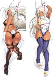 My Hero Academia Mt.lady Anime Dakimakura Pillow Cover 20529