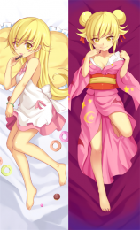 Hot Anime Monogatari Series NISIOISIN Anime Dakimakura Pillow Cover