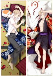 Hot Anime Natsume's Book of Friends Natsume Takashi Anime Dakimakura Pillow Cover