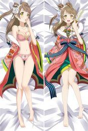 Hot Anime LoveLive! Minami Kotori Anime Dakimakura Pillow Cover