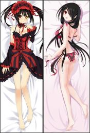 Hot Anime Guilty Date A Live Tokisaki Kurumi/Nightmare Anime Dakimakura Pillow Cover