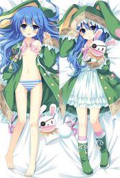 Hot Anime Guilty Date A Live Yoshino Anime Dakimakura Pillow Cover