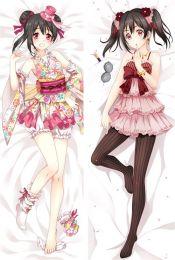 Hot Anime LoveLive! Yazawa Nico Anime Dakimakura Pillow Cover