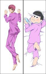 Hot Anime Osomatsu-kun Anime Dakimakura Pillow Cover