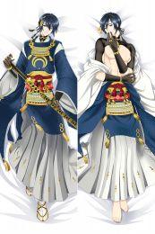 Touken Ranbu Mikazuki Munechika Anime Dakimakura Pillow Case