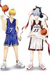 Kuroko's Basketball Tetsuya Kuroko Ryota Kise Anime Dakimakura Pillow Case