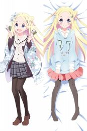 Hanayamata Hana N. Fountainstand Anime Dakimakura Pillow Case