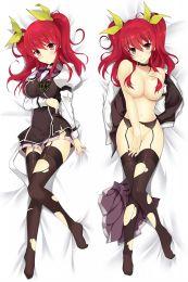 Chivalry of the Failed Knight Stella Vermillion Anime Dakimakura Pillow Case