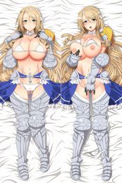 Bikini Warriors Paladin Anime Dakimakura Pillow Case