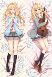 Your Lie in April Kaori Miyazono Anime Dakimakura Pillow Case