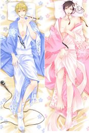DuRaRaRa!! Izaya Orihara Shizuo Heiwajima Anime Dakimakura Pillow Case