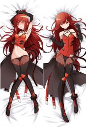 Elsword Crimson Avenger Elesis Anime Dakimakura Pillow Case