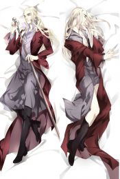The Hobbit Thranduil Anime Dakimakura Pillow Case