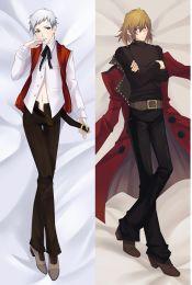 Persona 3 Akihiko Sanada Anime Dakimakura Pillow Case