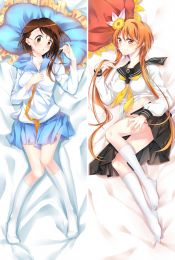 Nisekoi False Love Kosaki Onodera Marika Tachibana Anime Dakimakura Pillow Case