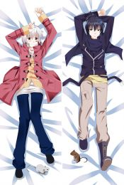 NO.6 Shion Nezumi Anime Dakimakura Pillow Case