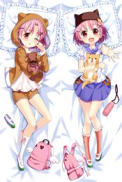 SCHOOL-LIVE! Yuki Takeya Anime Dakimakura Pillow Case