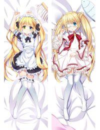 Rewrite Shizuru Nakatsu Anime Dakimakura Pillow Case