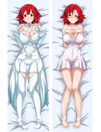 Izetta: The Last Witch Izetta Anime Dakimakura Pillow Cover