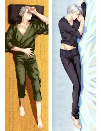 Yuri!!! on ICE Victor Nikiforov Anime Dakimakura Pillow Cover