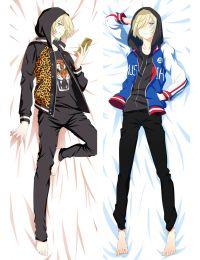 Yuri on Ice Yuri Plisetsky Anime Dakimakura Pillow Case