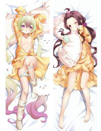 Magical Girl Raising Project Nemurin Nemu Sanjou Anime Dakimakura Pillow Cover