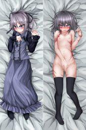 Teaching Feeling Shiruvi Anime Dakimakura Pillow Case