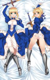 Fate stay night Sabe Anime Dakimakura Pillow Case