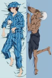 Blood Blockade Battlefront Leonardo Watch Zapp Renfro Anime Dakimakura Pillow Cover