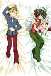 Yu-Gi-Oh!Sylvio Sawatari Yuya Sakaki Anime Dakimakura Pillow Cover