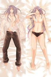 Saint Seiya Aries Mu Anime Dakimakura Pillow Case