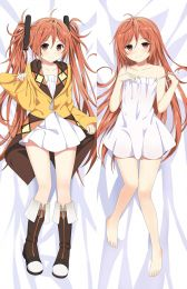 Black · Brett Aihara Suizu Anime Dakimakura Pillow Cover