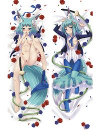 MercStoria Melst Olga Anime Dakimakura Pillow Case