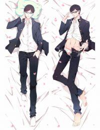 Sakamoto desu ga Anime Dakimakura Pillow Cover