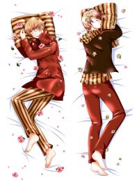 Hetalia Axis Powers China Anime Dakimakura Pillow Case