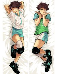 2017 New Haikyuu Dakimakura Tooru Oikawa Anime Hugging Body Pillow Case Cover