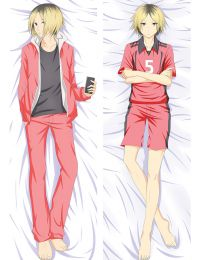 2017 New Anime Haikyuu!! Kenma Kozume Dakimakura Body Pillow Cover
