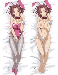 CODE GEASS Lelouch of the Rebellion Kuren Kurenoku Anime Dakimakura Pillow Case