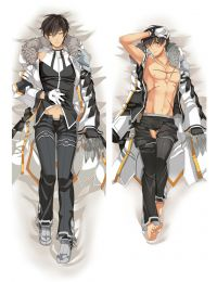 2017 New Japanese Anime Dakimakura ELSWORD Hugging Body Pillow case Cover