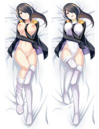 2017 New Anime Kemono Friends Dakimakura Emperor Penguin Hugging Body Pillow Cover