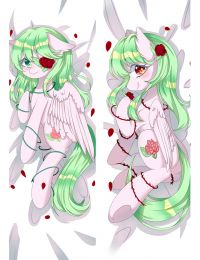 Anime My Little Pony Princess Celestia Dakimakura Pillow Case Hugging Body Pillow
