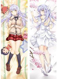2017 Newly Anime Gabriel DropOut Satanichia Dakimakura Hugging Body Pillow Cover Case