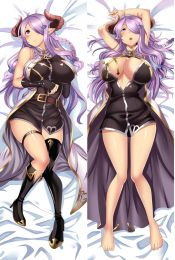 Granblue Fantasy Dakimakura Naraya Anime Girl Hugging Body Pillow Case Cover