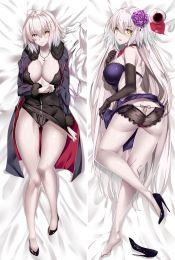 Anime Fate/Grand Order Jeanne d'Arc Dakimakura Otaku Japan Pillow Case Hugging Body Gifts