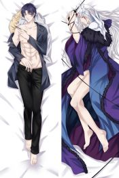 Anime Dakimakura Quan Zhi Gao Shou The King's Avatar Ye Xiu Hug Body Pillow Case