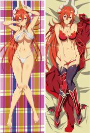 Anime Seven Deadly Sins Lucifer Pillow Case Cover otaku Dakimakura Gift
